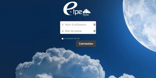 owncloud accueil